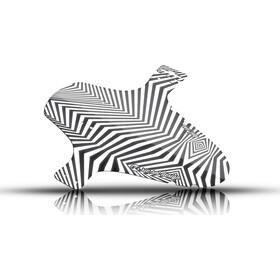 "Riesel Design kol:oss Front Mudguard 26-29"" dazzle"